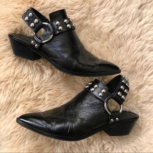 Rebecca Minkoff Leather Bootie